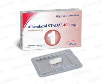 Albendazol Standa