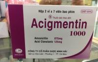 Acigmentin 1000mg