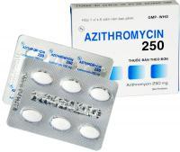 Azithromycin 250 (120)