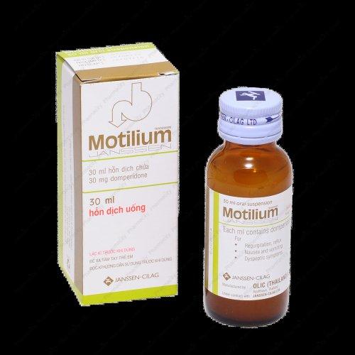Motilium Siro