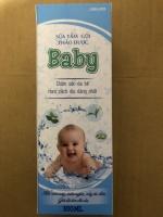 SỮA TẮM GỘI THẢO MỘC BABY