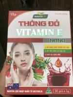 THÔNG ĐỎ VITAMIN E